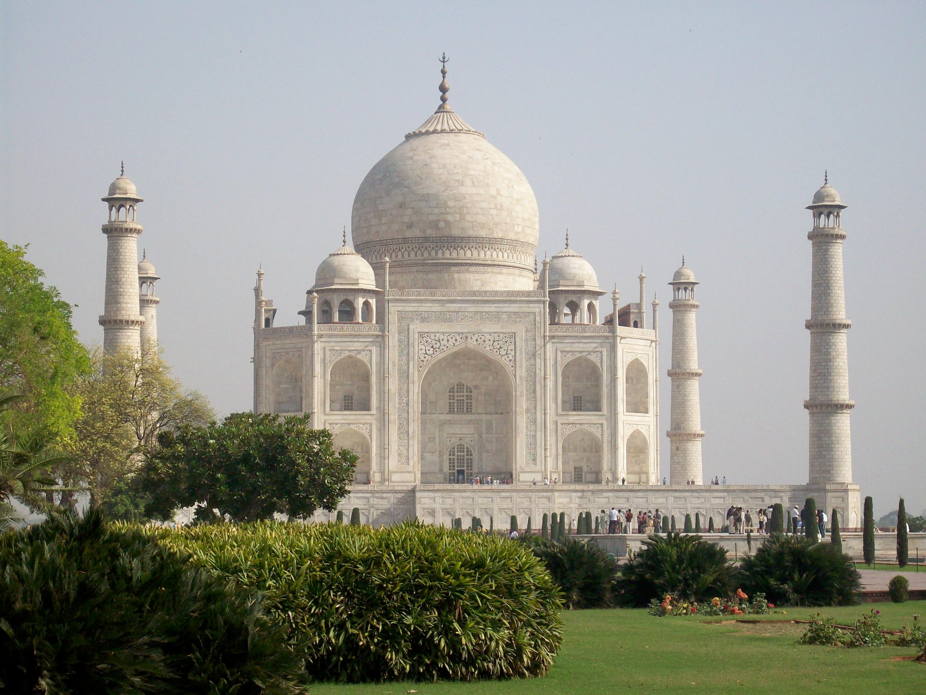Taj Mahal: The Symbol Of Love