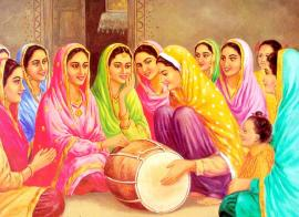 Dholki An Excuse For Having Loads Of Fun The Purple