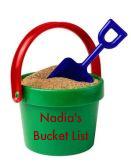 Nadia's Bucket List