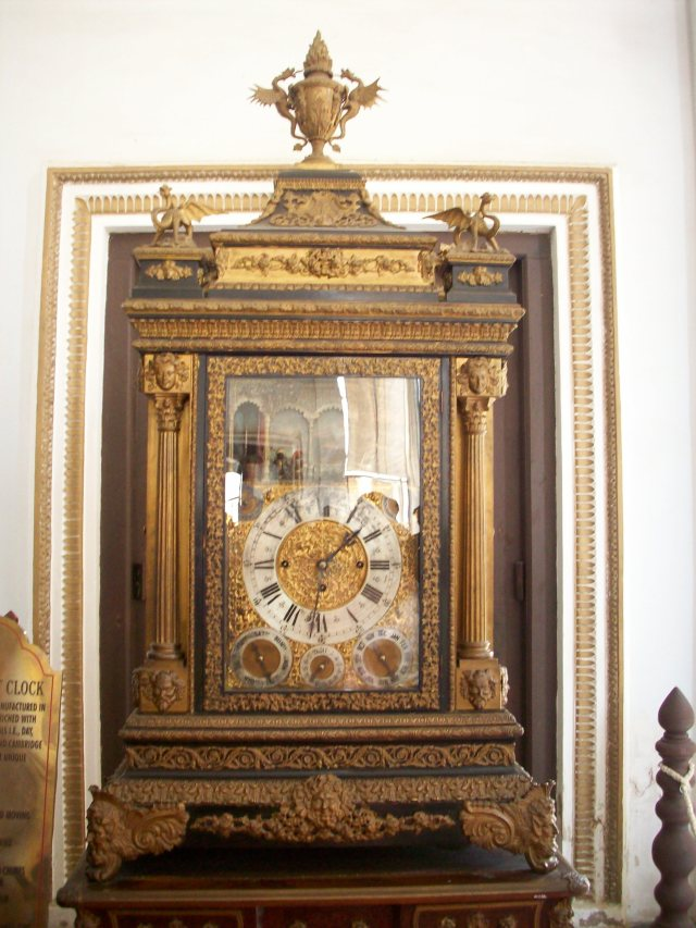 The English Bracket Clock