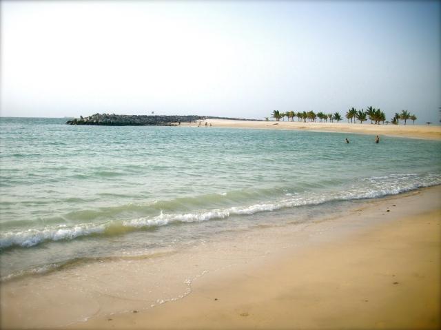 Mamzar Beach Park Swimming Pool