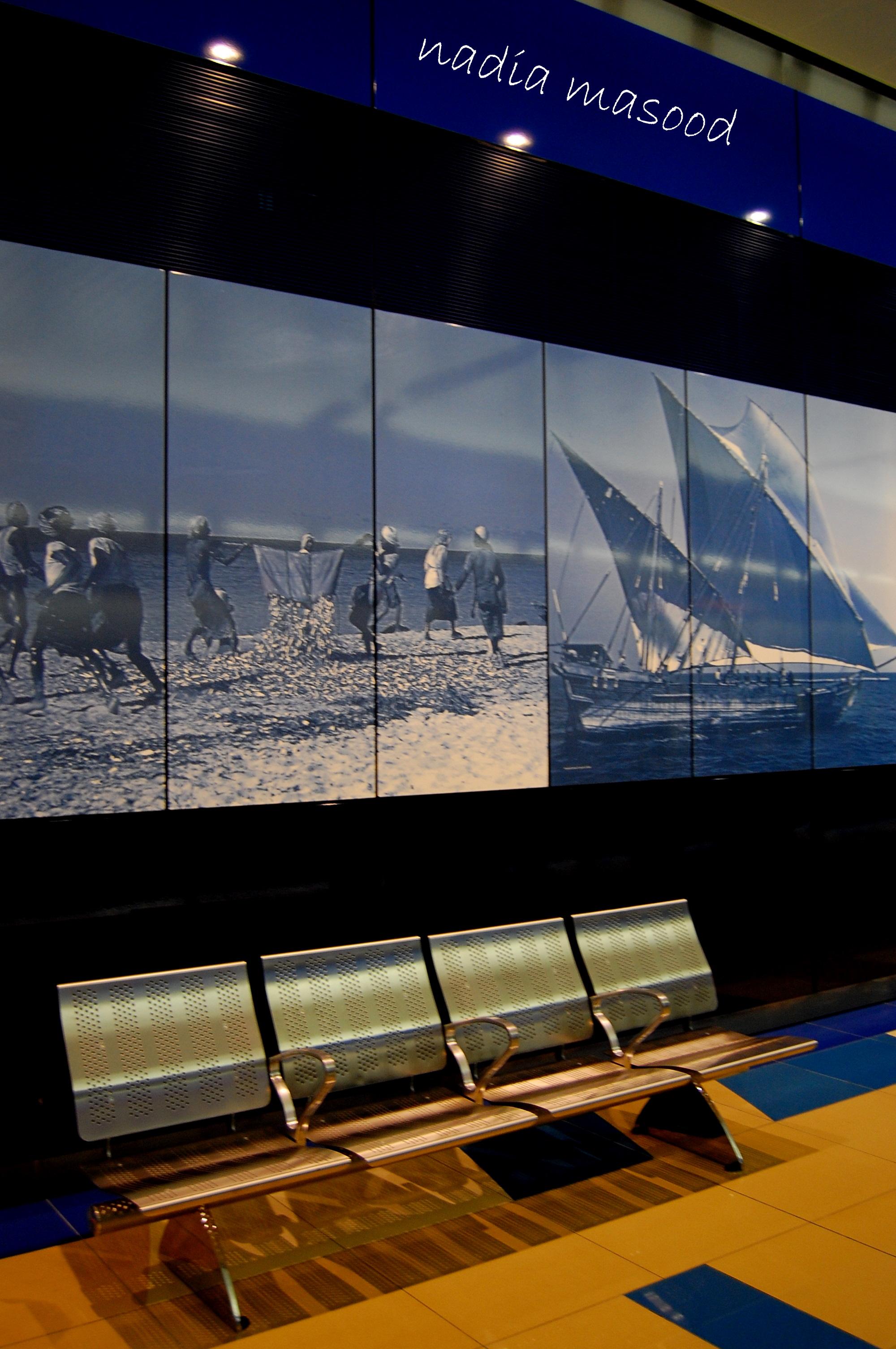 museum of Dubai's history.